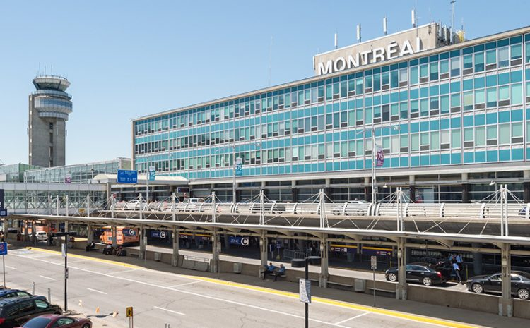 ADM Airports of Montreal presents Volaria!