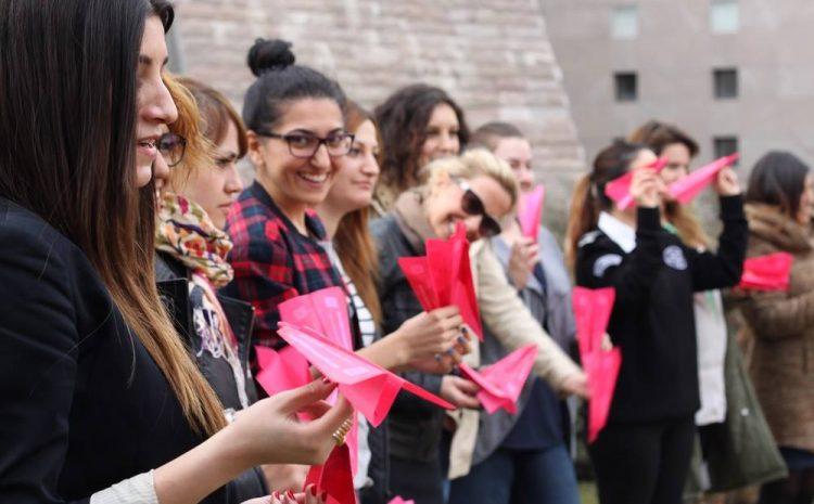 Volaria soutient l'Institut des Femmes de l'Air du Monde